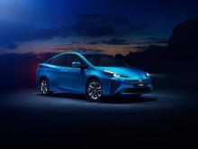 Her er prisene på nye Prius AWD-i