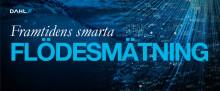Framtidens flödesmätning blir allt smartare tack vare ett samarbete mellan Dahl och Netmore