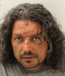 Man jailed after stabbing police officer in face with a pen during incident in Barnet