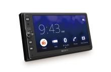 Το ηχοσύστημα αυτοκινήτου της Sony στη θέση του οδηγού χάρη στη δυνατότητα σύνδεσης με το smartphone σας