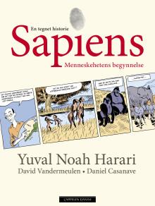 Hararis internasjonal bestselger Sapiens blir tegneserie
