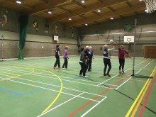Walking netball in Keith