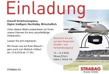 STRABAG AG auf dem Deutschen Straßen- und Verkehrskongress in Erfurt