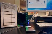 Schnelle Formatierung einer externen Festplatte für Mac und Windows PC