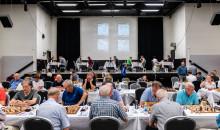 SM i schack till Helsingborg Arena