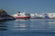 Hurtigruten Norge øker kapasiteten langs norskekysten: Skal seile med fem skip mellom Bergen og Kirkenes