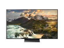 Sony lança BRAVIA Série Z como os derradeiros televisores 4K HDR