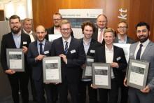 Jungakademiker aus der Region erhalten Energy Award 2018