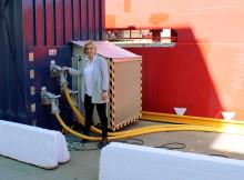Enova kobler til 13 landstrøm-prosjekter