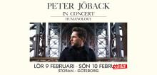  EXTRAINSATT KONSERT PETER JÖBACK - Storan i Göteborg såldes ut på en timme!
