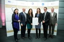 Santander mit Exellenz-Siegel ausgezeichnet