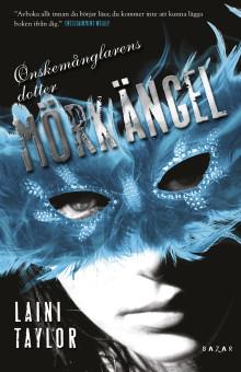 Mörk Ängel - ny hyllad ungdomsroman