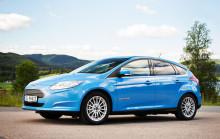 Nye Ford Focus Electric prøvekjørt: Mye elbil for pengene