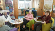 We're expanding our bespoke Living Well programme to help people make the most of the time they have left.