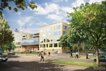 Landstinget tecknar avtal om uppförande av ny vårdbyggnad vid Akademiska