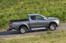 """L200 zum """"Allrad Pick up des Jahres"""" in Großbritannien gewählt"""