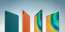 Huawei lanserar nya surfplattan MatePad Pro