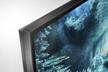 Televizoarele Full Array LED 8K HDR ZH8 de la Sony sunt disponibile pentru cumpărare