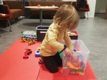 Treåringars aktivitet kartläggs i ny studie