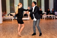 """Die internationale Tanzschule """"Dance Stage"""" eröffnete in Leipzig ihr Tanzparkett"""