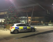 Thames Valley Police issuing crime prevention advice to residents in the run up to Christmas.