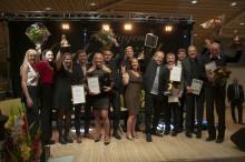 Ny arrangör och nya kategorier vid årets företagsgala i Härnösand