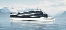 Stillegående og utslippsfri turistbåt til verdensarv-fjord