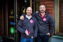 Samsung och Vertical letar startups i norden  - med fokus på hälsa och träning