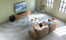 L'expérience ultime du cinéma domestique 4 K HDR : Sony présente une nouvelle gamme audiovisuelle