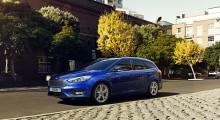 Ford Focus kombi: prostor navíc zcela zdarma!