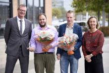 5G-prisen går til Nokia Bell Labs Aalborg og Aalborg Universitet