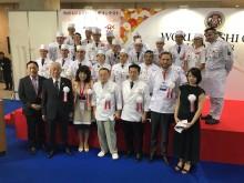 Norsk laks i fokus under World Sushi Cup