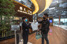 Changi Airport transforms its F&B business with new delivery service Changi Eats