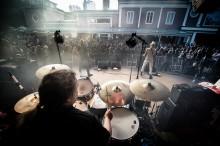 Liseberg och Studieförbundet NBV samarbetar kring rocklivet i Göteborg
