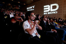 Sony to showcase 3D home experience to consumers throughout Europe