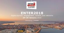 Imorgon startar ENTER2018 -  världskonferens som belyser framtidens turism