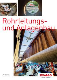STRABAG: Rohrleitungs- und Anlagenbau