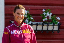 Prinsesse Märtha Louise klar for ekte travløp