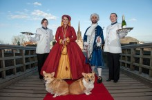 A Royal Welcome for VisitScotland's Expo