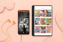 Dagstidningar och magasin i unikt Storytel-erbjudande