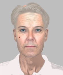E-fit image released after teenage girl touched inappropriately over her top in Puttenham.