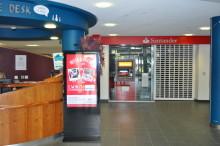 Santander opens new University branch