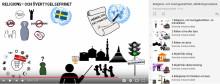FN lyfter Svenska missionsrådets kortfilmer om religions- & övertygelsefrihet