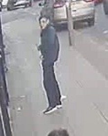 CCTV appeal following robbery at clothes store in Walton