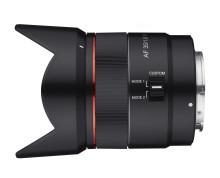 """Samyang stellt neues 35mm AF Vollformat Objektiv der """"Tiny""""-Serie für Sony E Mount vor"""