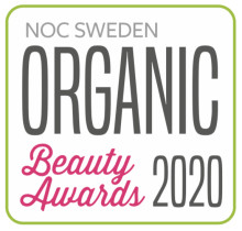 Alla nomineringar klara i Organic Beauty Awards 2020!