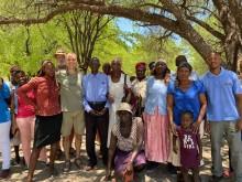 """""""Bilder des Grauens"""" - wie ein Wülfrather Flusspferde in Botswana rettet"""