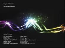 Dossier de presse - Nouveautés Sony Rentrée septembre 2011