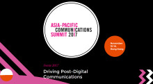 HBM's Mark Laudi is back to host APACD Summit 2017 in Hong Kong