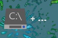 Wie wird Laufwerk C mit Laufwerk D in Windows 10 ohne Datenverlust zusammengeführt?